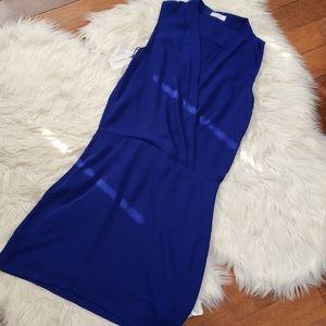 🆕️🌻NWT Babaton Faux Wrap Dress